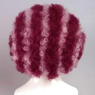 flagwigs, football wigs, fan wigs, afro wigs, mullet wigs, bob wigs, euro wigs,  premier league wigs,West Ham United Afro Wig